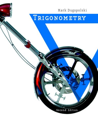 Trigonometry  2nd 2007 (Revised) edition cover