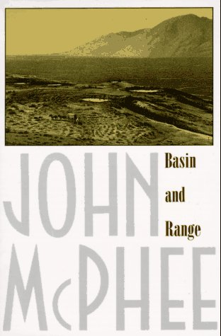 Basin and Range  N/A edition cover
