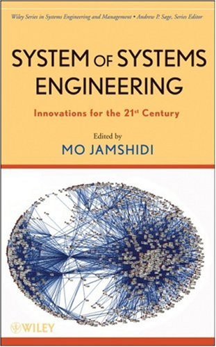 System of Systems Engineering Innovations for the 21st Century  2009 edition cover