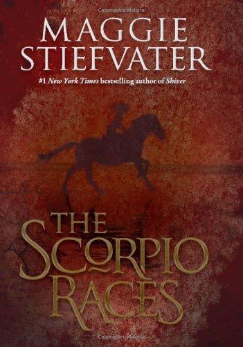Scorpio Races   2011 edition cover