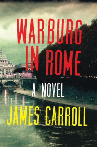 Warburg in Rome   2014 edition cover