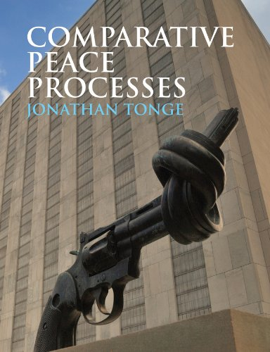 Comparative Peace Processes   2014 edition cover