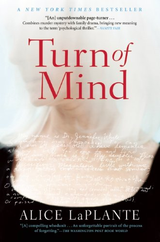 Turn of Mind   2011 edition cover