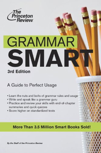 Grammar Smart, 3rd Edition  N/A edition cover