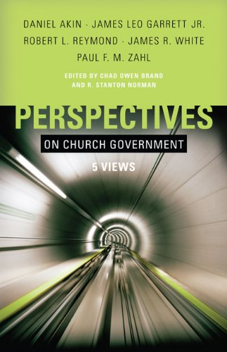 Perspectives on Church Government Five Views of Church Polity  2004 edition cover