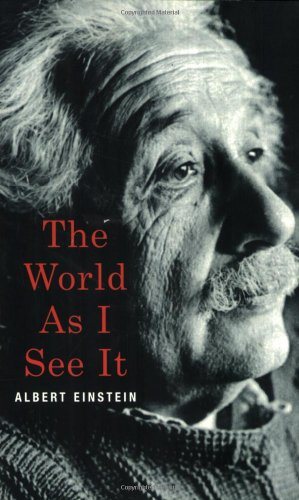 World as I See It   2006 edition cover