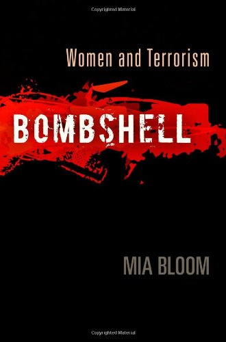 Bombshell Women and Terrorism  2011 edition cover