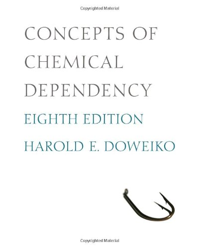 Concepts of Chemical Dependency  8th 2012 edition cover