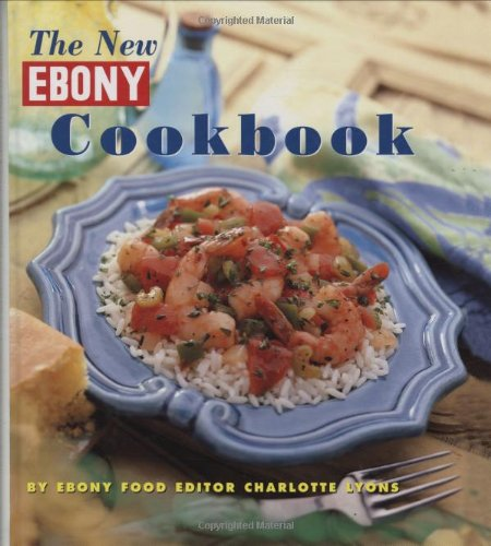 New Ebony Cookbook   1999 edition cover