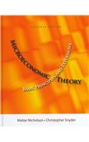 Microeconomics Theory (Book Only)  11th 2012 edition cover
