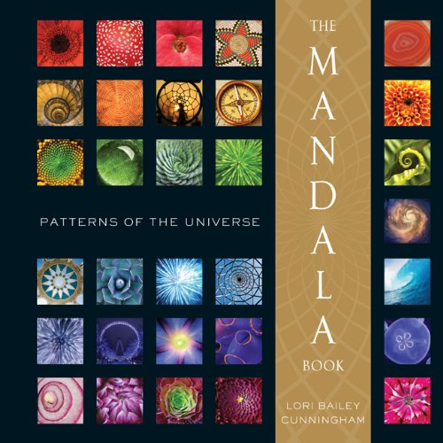 Mandala Book Patterns of the Universe  2009 edition cover