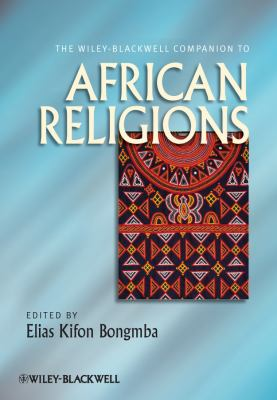 African Religions   2012 9781405196901 Front Cover