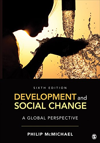 Development and Social Change A Global Perspective 6th 2017 9781452275901 Front Cover