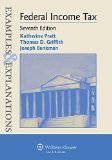 Federal Income Taxation Examples and Explanations 7th 2014 (Student Manual, Study Guide, etc.) 9781454833901 Front Cover