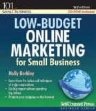 Low-Budget Online Marketing For Small Business 3rd 2010 edition cover