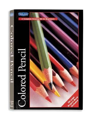 Colored Pencil Drawing Kit  N/A 9781560101901 Front Cover