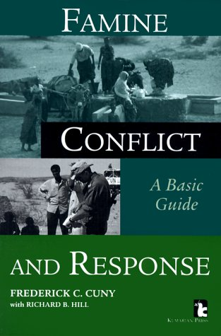 Famine, Conflict and Response A Basic Guide  1999 edition cover
