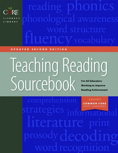 Teaching Reading Sourcebook Updated 2nd Edition  2nd edition cover