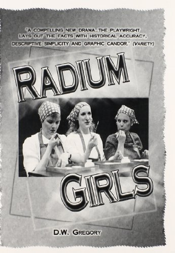 Radium Girls  2003 9781583421901 Front Cover