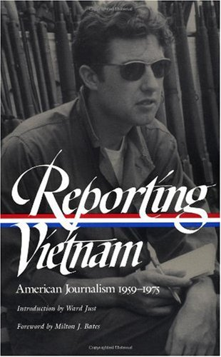 Reporting Vietnam American Journalism, 1959-1975 N/A edition cover