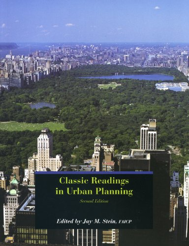Classic Readings in Urban Planning  2nd 2004 edition cover