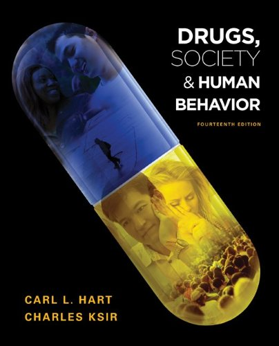 Drugs, Society, and Human Behavior  14th 2011 edition cover
