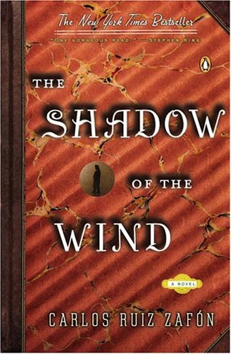 Shadow of the Wind   2004 9780143034902 Front Cover
