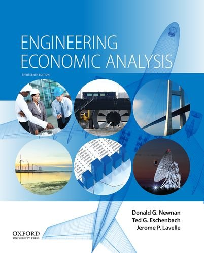 Engineering Economic Analysis:   2017 9780190296902 Front Cover