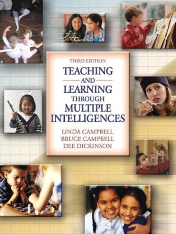Teaching and Learning Through Multiple Intelligences  3rd 2004 (Revised) edition cover