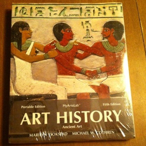 Art History Portable Book 1, NEW MyArtsLab with Pearson EText, and Art History Portables Book 2   2014 edition cover
