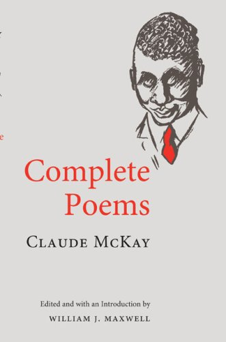 Complete Poems of Claude McKay   2008 edition cover