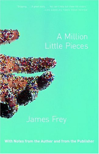 Million Little Pieces  N/A 9780307276902 Front Cover