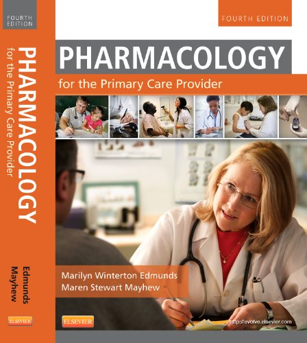 Pharmacology for the Primary Care Provider  4th 2014 9780323087902 Front Cover