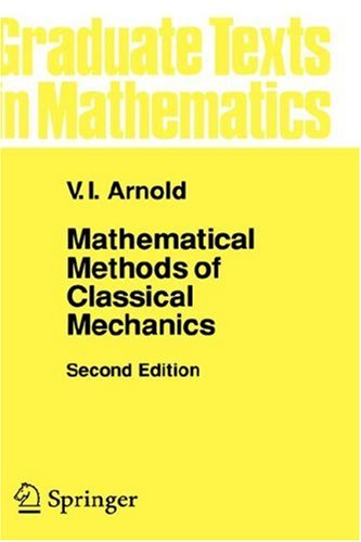 Mathematical Methods of Classical Mechanics  2nd 1989 (Revised) 9780387968902 Front Cover