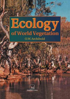 Ecology of World Vegetation  1995 edition cover