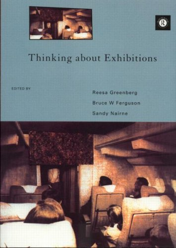 Thinking about Exhibitions   1996 edition cover