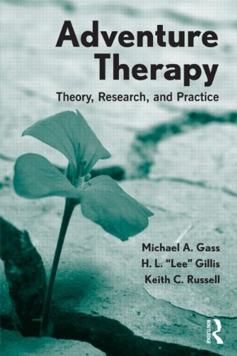 Adventure Therapy Theory, Research, and Practice  2012 edition cover