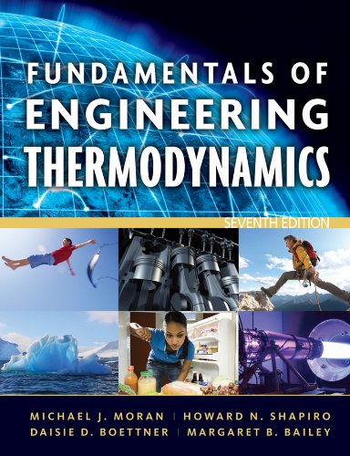 Fundamentals of Engineering Thermodynamics  7th 2011 9780470495902 Front Cover