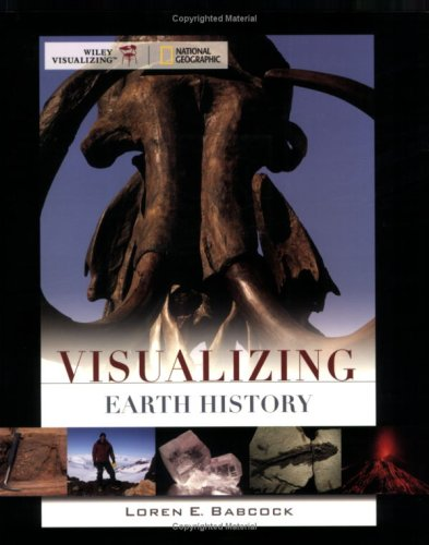Visualizing Earth History   2009 edition cover