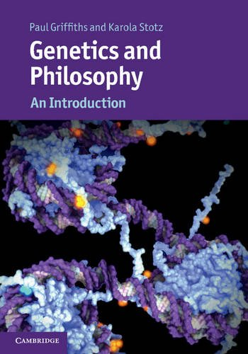 Genetics and Philosophy A Introduction  2013 edition cover