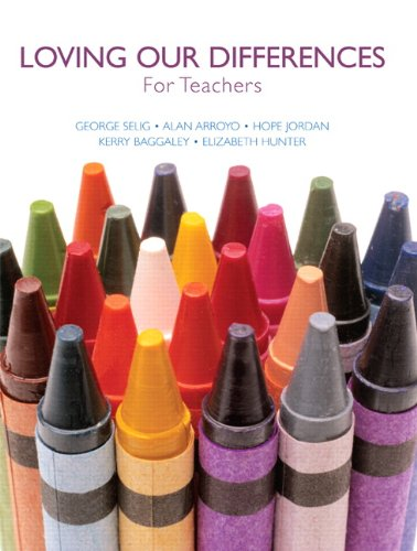 Loving Our Differences for Teachers   2010 9780558548902 Front Cover