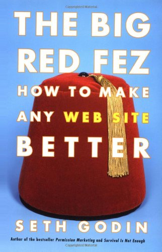 Big Red Fez Zooming, Evolution, and the Future of Your Company  2002 edition cover
