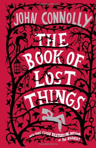 Book of Lost Things   2007 edition cover