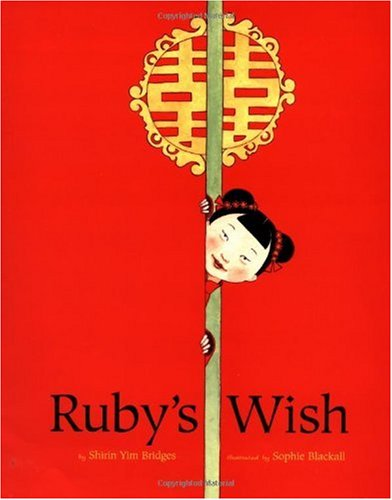Ruby's Wish   2002 edition cover