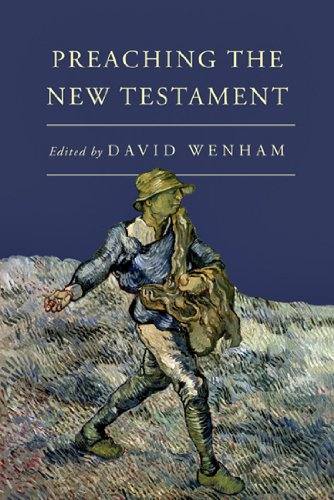 Preaching the New Testament  N/A edition cover