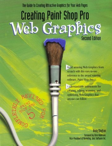 Creating Your Own Web Graphics  2nd 1998 9780966288902 Front Cover
