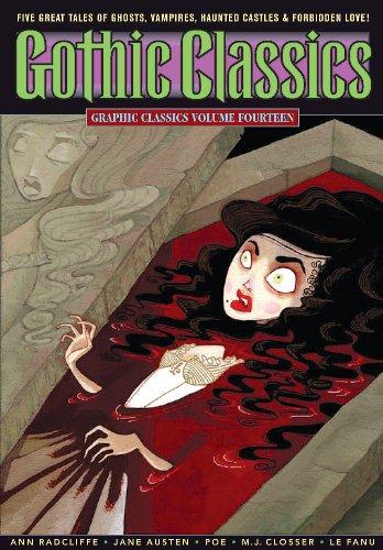 Gothic Classics   2007 edition cover