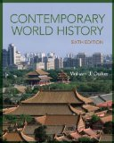 Contemporary World History:   2014 edition cover