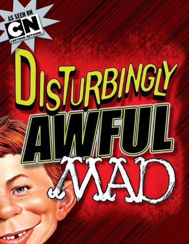 Disturbingly Awful MAD   2013 9781401241902 Front Cover