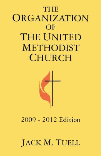 Organization of the United Methodist Church, 2009-2012   2009 edition cover